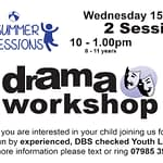 Drama Workshop at The Gower