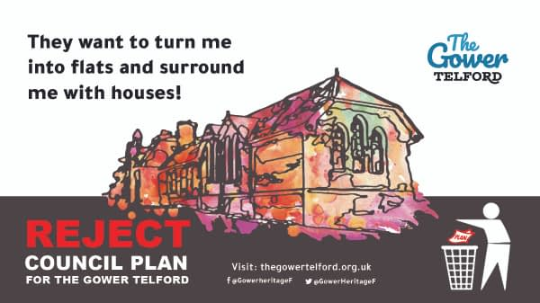 News Release: Residents REJECT Council plan for The Gower Telford
