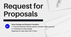 GHEF Financial & Business Planning / Fundraising & Funding Strategy - Request for Proposals