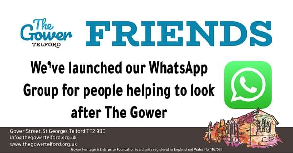 The Gower Friends on WhatsApp
