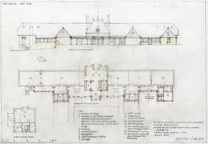 Gower Old School House Initial Proposals SK2A