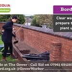 Funding Award for Gardening at The Gower
