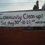 The Gower Telford - Cleanup August