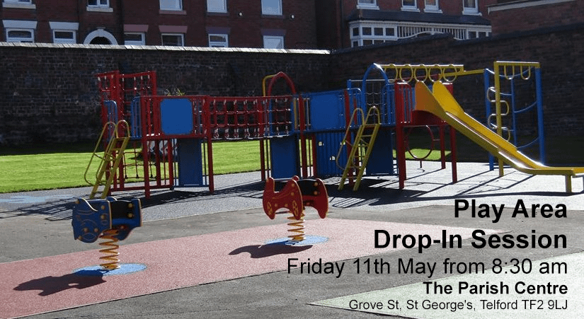 Play Area Drop-In Session